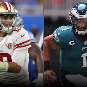 NFL picks, forecasts for Week 2: 49ers run over Eagles; Bengals, Colts, Giants keep disturbs coming